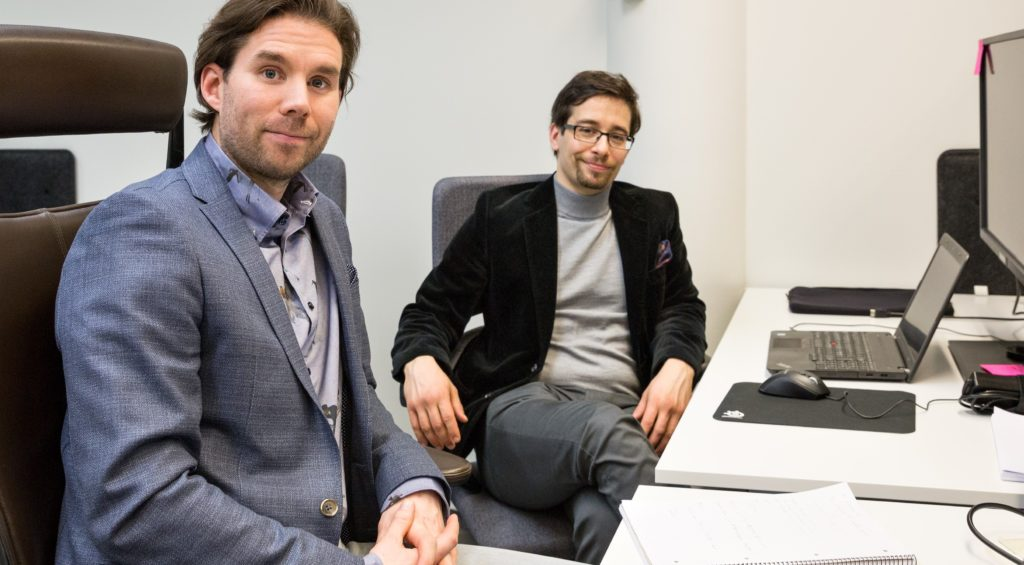 Working in an artificial intelligence solutions team at Klinik
